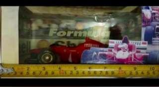 MASITO Shell x Ferrari F310 模型