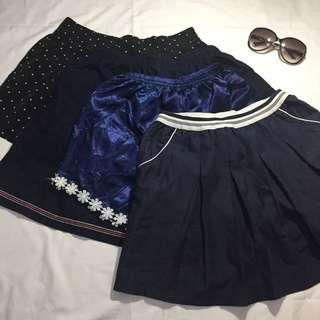 Set B Summer OOTD Shorts