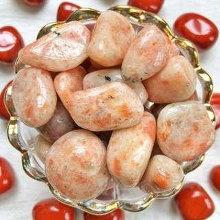 🚚 Sunstone Extra Quality Tumbled Stones