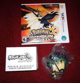 Pokemon Ultra Sun Complete