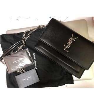 Ysl small sunset bag 100% new