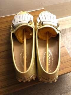 🚚 二手  Tod's豆豆鞋