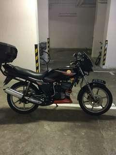 Motorbike RXZ (70A)