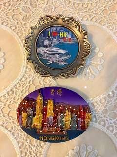 FRIDGE MAGNET HONG KONG
