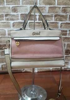 Tas sling bag gosh 3tone