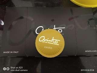 ARRISTO COFFEE CAPSULE ( AMICO)