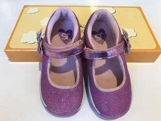 Stride Rite Glittery Pink Shoes
