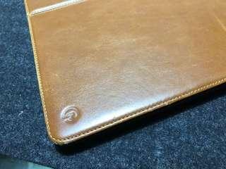 Casemade iPad Pro 12.9 1st Gent Genuine Leather Case