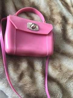 Furla Micro PVC Handbag