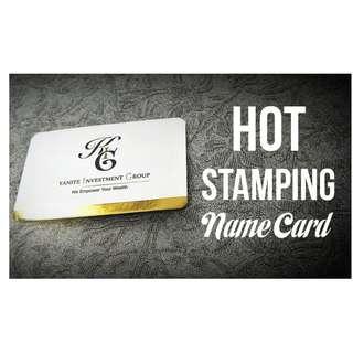 NAME CARD PROFESSIONAL 1000PCS