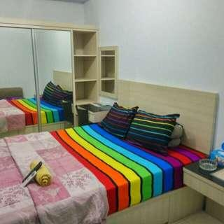 P&P ROOM Sewa apartemen margonda residence 3&4