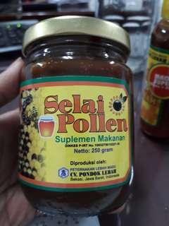 Selai Madu Pollen
