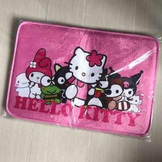 BN Hello Kitty and Friends Floor Mat