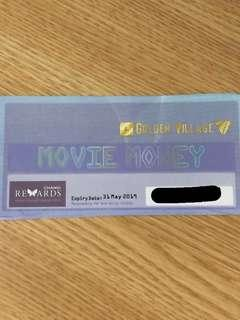 Golden Village Movie Voucher - 8 pcs