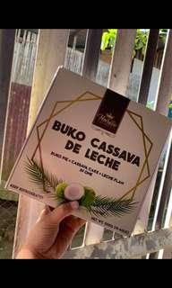 buko cassave de leche