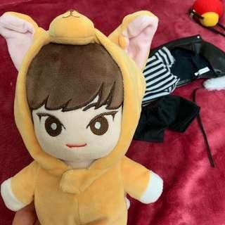 Hwang Minhyun doll by @minhyun_doll 
