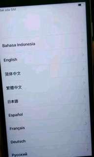 Iphone 6 Lock icloud body masih mulus
