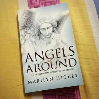 🚚 Angels All Around The Present-Day Ministry Of Angels By Marilyn Hickey
