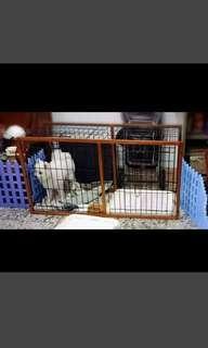 貴族狗籠,大型狗籠