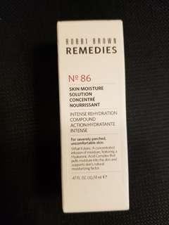 全新Bobbi Brown Remedies  Skin moisture solution n86 (14 ml), 原價$420