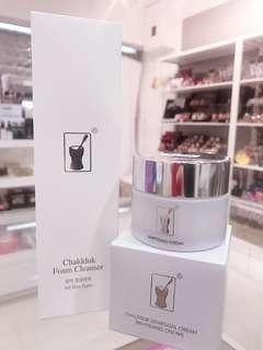 Chaldduk Timeless Cream Korean Skincare