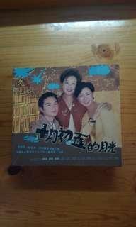 TVB劇- 十月初五的月光VCD