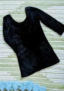 BN velvet top, made in Turkey