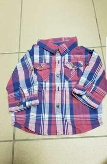 🚚 Cotton On Baby Shirt 6mth