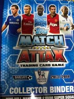 🚚 Match Attax