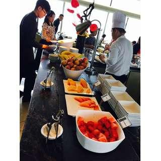 Club 55 MBS Afternoon Tea Promo For 2