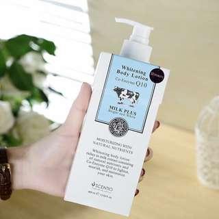Milk Plus Bright and White Whitening Body Lotion