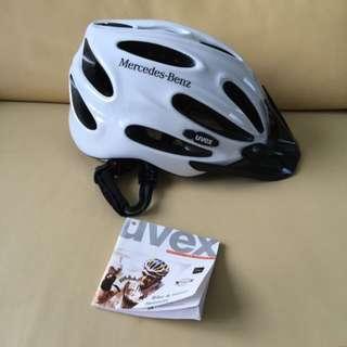 Mercedes Benz bike helmet
