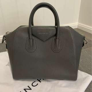 Givenchy Antigona Medium Grey Tote