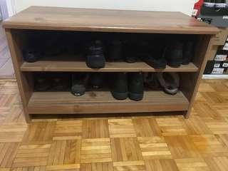 "IKEA Shoe Bench 31""x18"""