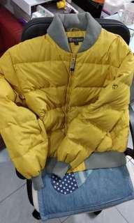 Lamborghini down jacket