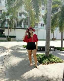 Mariposa plus size swimwear