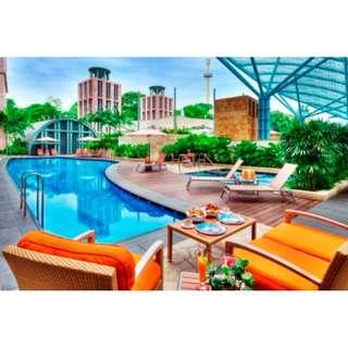 Resorts World Sentosa Hotel Michael Deluxe Room For Sale!
