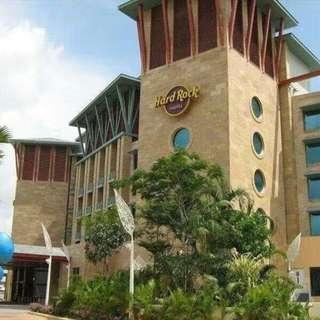 Resorts World Sentosa Hard Rock Hotel Deluxe Room For Sale!