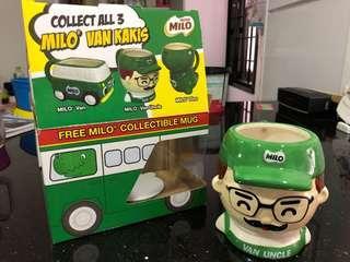 Milo Van Kakis collectible cup- Milo Van Uncle