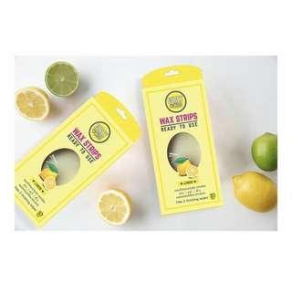 🚚 Lemon Wax Strips