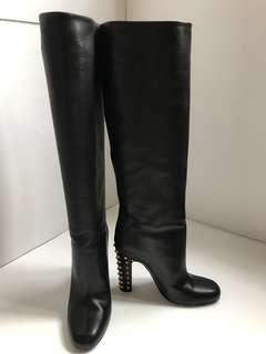 Reduced! Gucci lamb leather boots brand new size 9