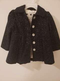Girls trench coat by cherokee