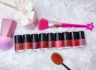 Sunkissed Oil based Lip and Cheek Tint