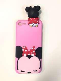 Case iPhone 7 / 8 (minnie, dino, pantainanas, unicorn)