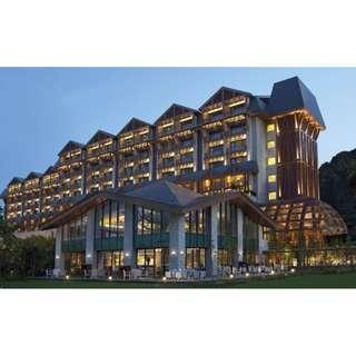 Resorts World Sentosa Equarius Hotel Deluxe Room For Sale!