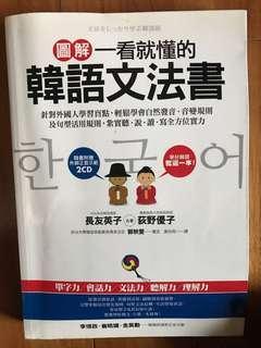 圖解一看就懂的:韓語文法書