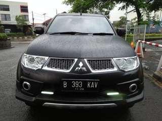 Mitsubishi Pajero Dakkar Limited 4x2 diesel Matic 2013