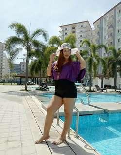 Mandy plus size swimwear