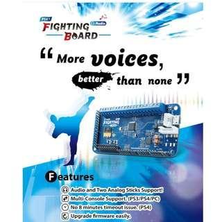 SG Seller Brook Design - PS4+ Audio Fighting Board