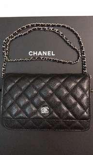 Chanel WOC bag 皮夾手袋